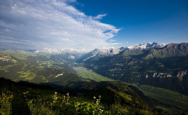 Klettersteig Tierbergli : Klettersteig tierbergli berner oberland
