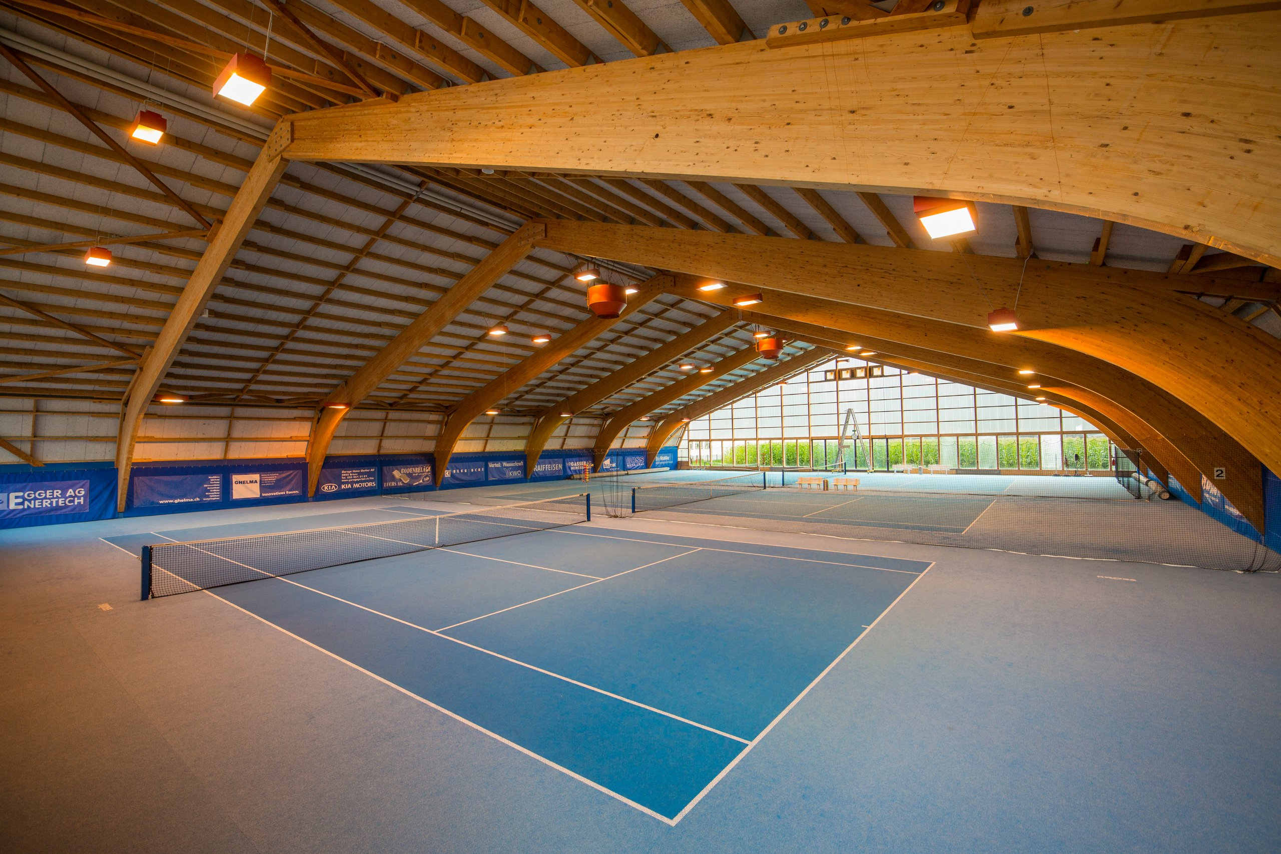 Alpines Tenniscenter Meiringen